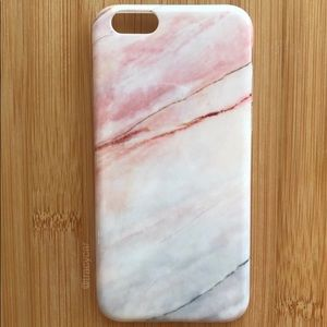 Accessories - NEW Iphone 6/6s/6+/6s+ Marble Stone Case